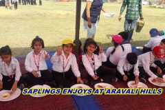 ADVENTURE CAMP - ARAVALI HILLS